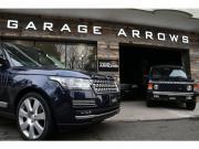 GARAGE ARROWS ランドローバー・レンジローバー専門店